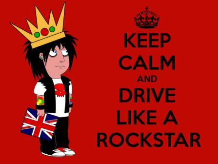 sponsor - Drive Like A Rock Star